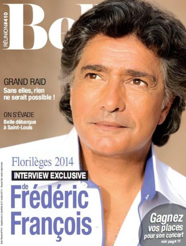 Frédéric François - Florilèges 2014