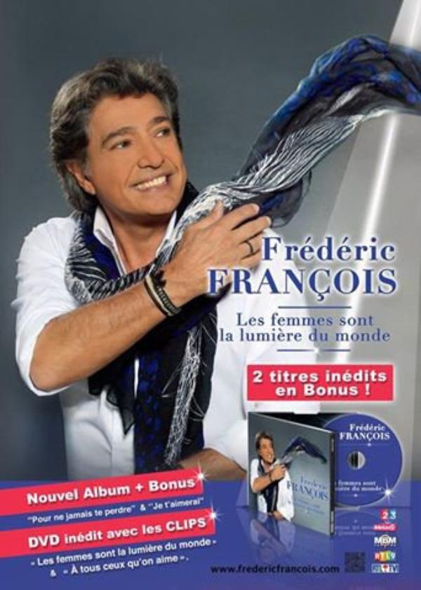 Frédéric François - Album + Bonus