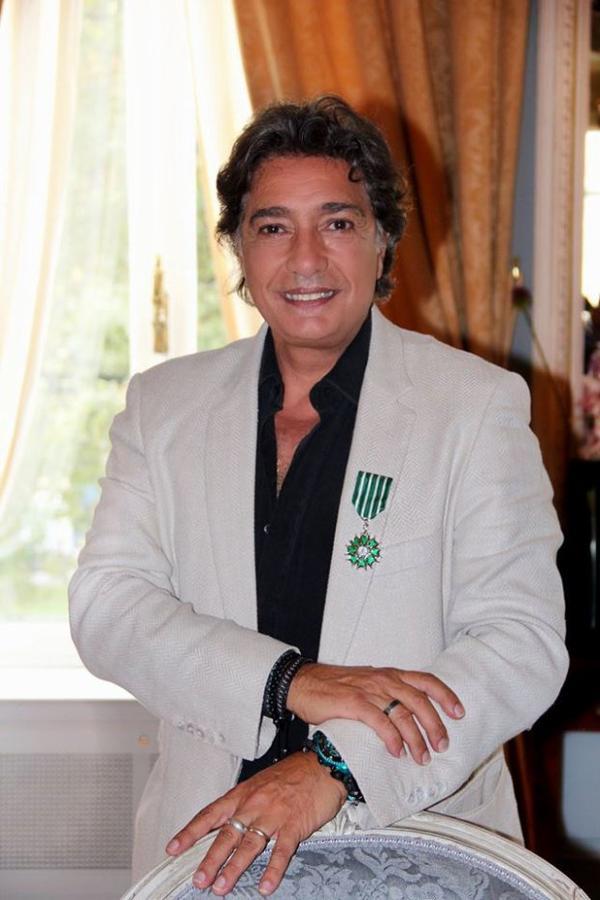 Frédéric François - Chevalier des Arts et des Lettres