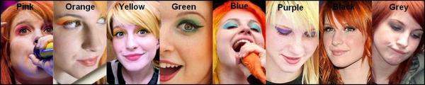 Hayley's Makeup