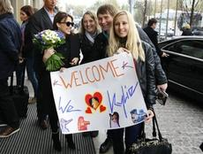 Kylie en Ukraine! [article en construction]