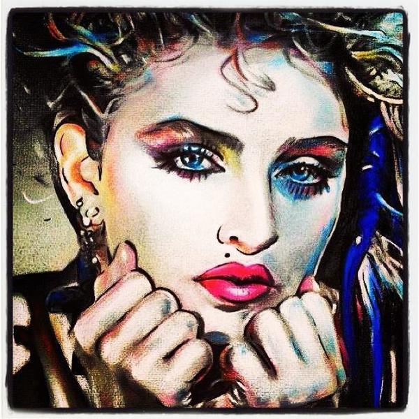 Madonna's vintage