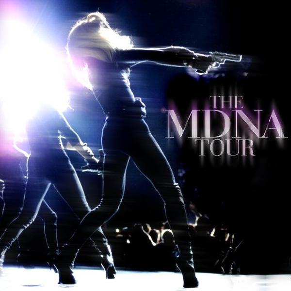 """Madonna : sortie du DVD """"MDNA Tour"""" repoussée"""