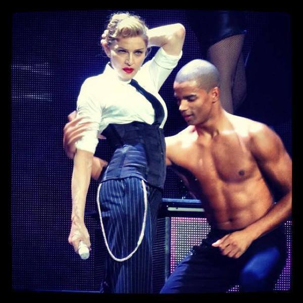 Madonna et Brahim ne sont pas fiancés