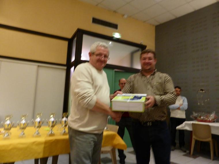 Championnat 2015 secteur avant de Douai aux 3 premiers inscrits