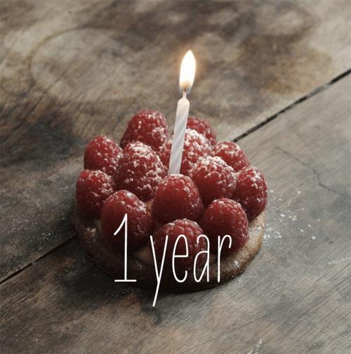 Anniv 1 ans !!
