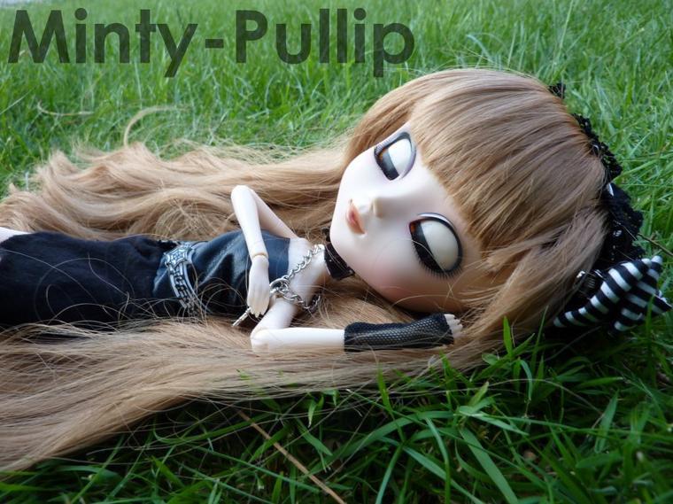 Little gothic girl.