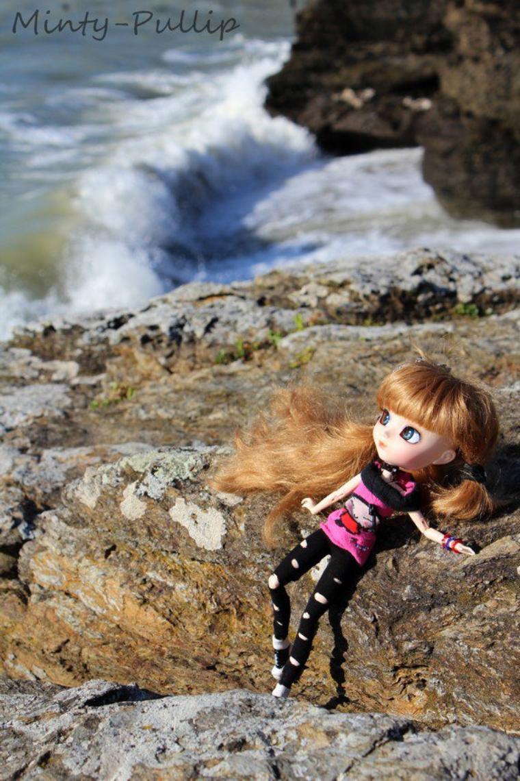 Week-end bercées par le bruit des vagues.