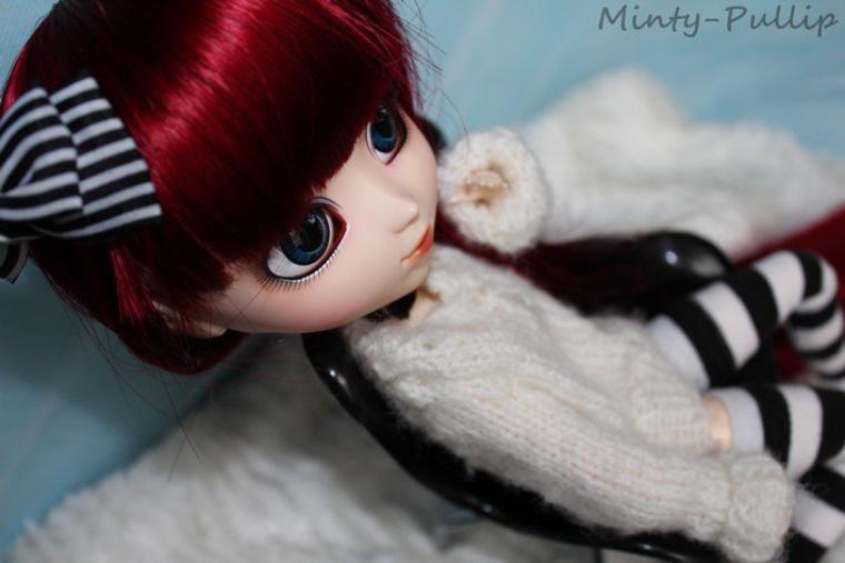 Nouvelle wig pour Elwyna