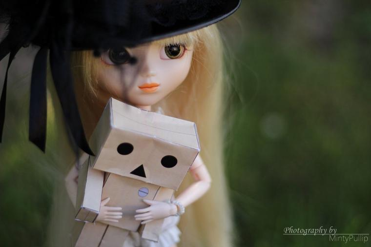 Hey! This Danbo it's mine!