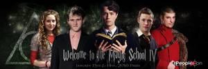 ϟ Convention Welcome To The Magic School 4 - 2018 ϟ
