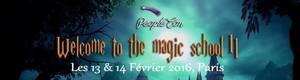 ϟ CONVENTION WELCOME TO THE MAGIC SCHOOL II ϟ