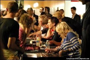 ϟ  L'avant-Première Harry Potter et les Reliques de la Mort à Paris le 12 juillet 2011 de 15h à 16h - FNAC MONTPARNASSE (Première partie) ϟ
