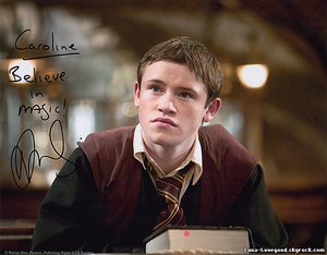 Devon Murray (Seamus Finnigan)
