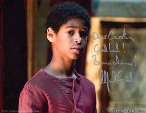 Article 17 - ♥ Alfie Enoch (Dean Thomas) ♥