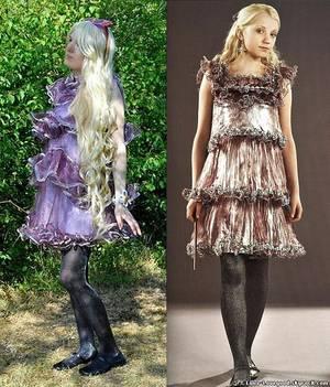 Article n°9 -  ϟ  Mes cosplays de LUNA LOVEGOOD ϟ