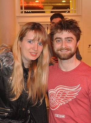 "♥ Ma rencontre avec Daniel Radcliffe - ""Rosencrantz And Guildenstern are dead"" - Théâtre THE OLD VIC à Londres ♥"