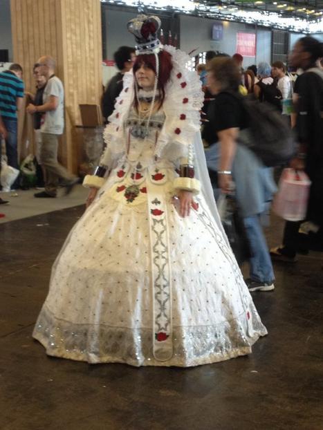 Les cosplay de japan expo..! 🇯🇵