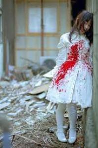 Les horror girls/ boys (guro lolita)