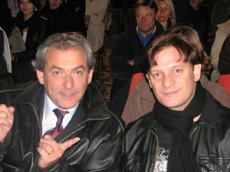 Alexandre Thibault  &  Jérôme Thévenot