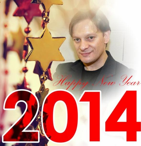 Happy New Year 2014 a All .
