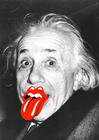 Pierre qui roule n'amasse pas la relativité