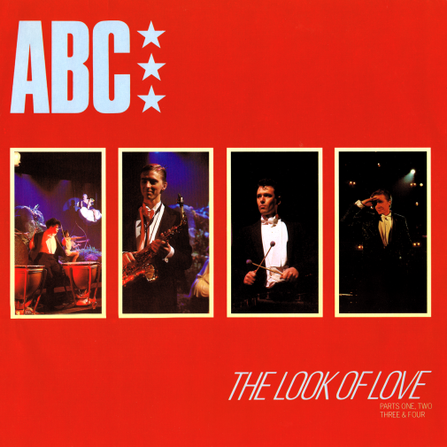 """ABC """"The Look Of Love"""" 12"""""""