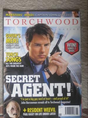 Torchwood Magazine n°6