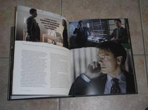 L'encyclopédie des personnages de la série Arrow