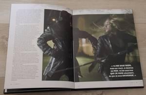 L'encyclopédie des personnages de Arrow (1)
