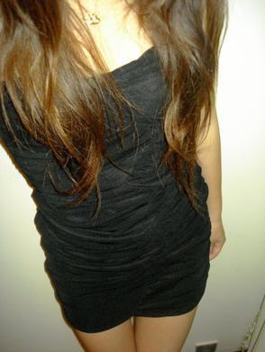 L o v e - C l o t h i n g  : Robe bustier noir. taille36 - 30 fdpc.