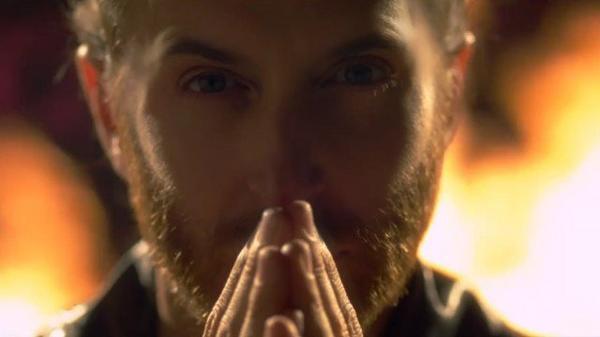 David Guetta - Just One Last Time ft. Taped Rai
