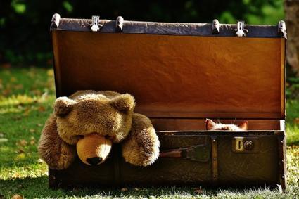 Ce que j'emporte dans ma valise #1