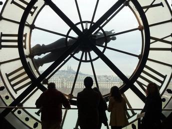 3 jours à Paris
