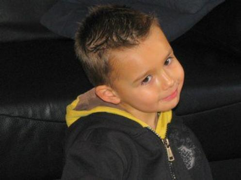 Mon petit frère: Baptiste