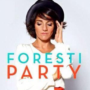 Sonia, guest de la Foresti Party
