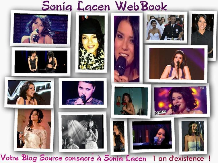 Un an du blog Source consacré à Sonia Lacen