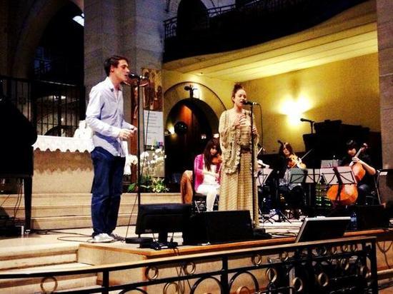 Concert Thérèse - Vivre d'amour