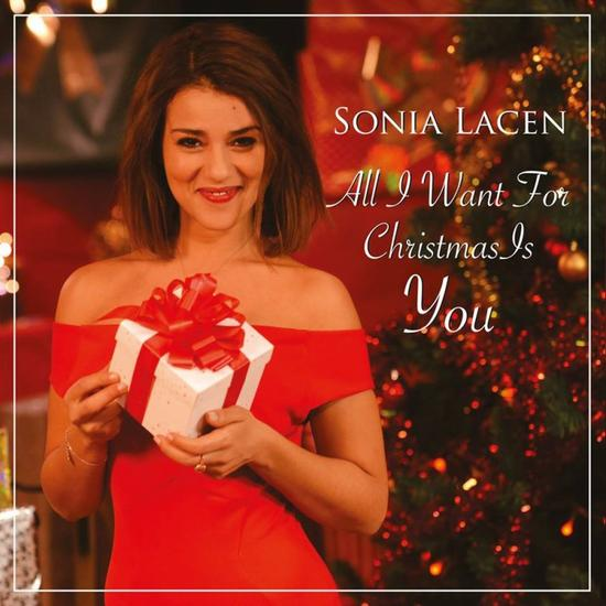 "Sortie du single ""All I want for Christmas is you"""