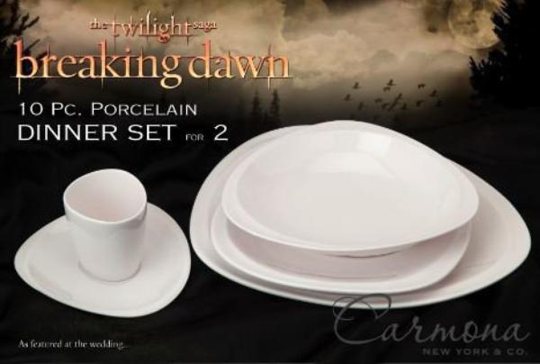 Produits dérivés Breaking Dawn Part 1.
