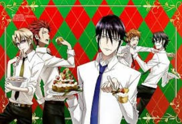 K Project !!! Happy Christmas !!!