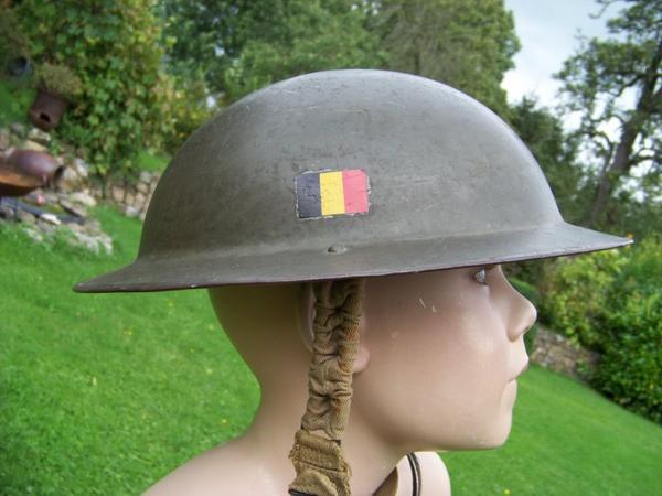 Helmet Belgian Model 49 FN