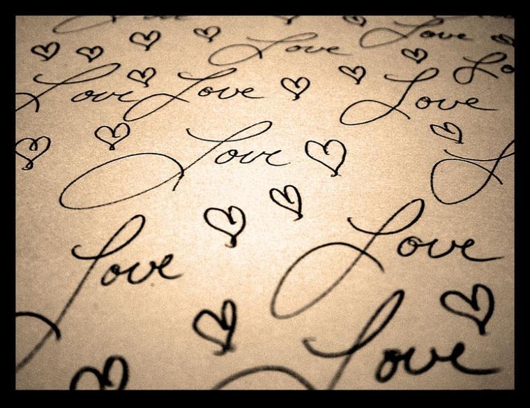 t'aimer, c'est comme respirer, je peux pas m'arreter... <3