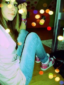 Quoi que tu dise, quoi que tu fasse, je serais toujours la même.♥
