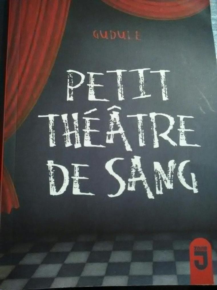 Livre: Petit Théâtre de Sang ~Gudule