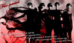 Sommaire fictions DBSK