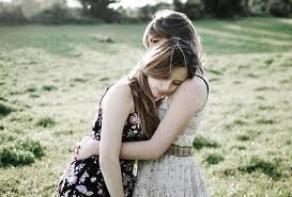 Petite fleur et triste,petit fleur s'en veut, petite fleur à besoin de sa Maman..