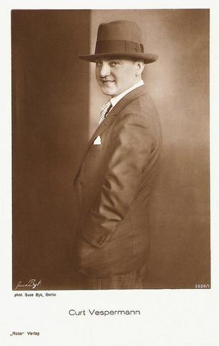 Curt Vespermann