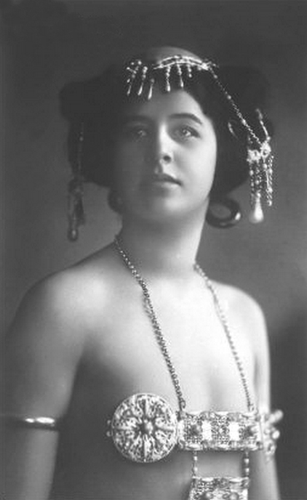 Mabel May-Young