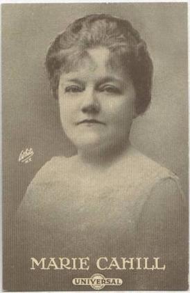 Marie Cahill